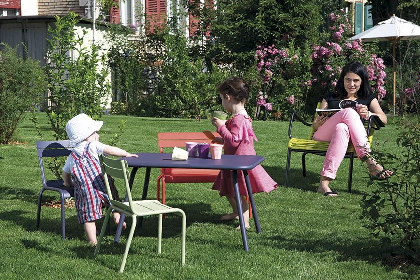Kinder-Gartenmöbel Luxembourg – Edith Anderegg