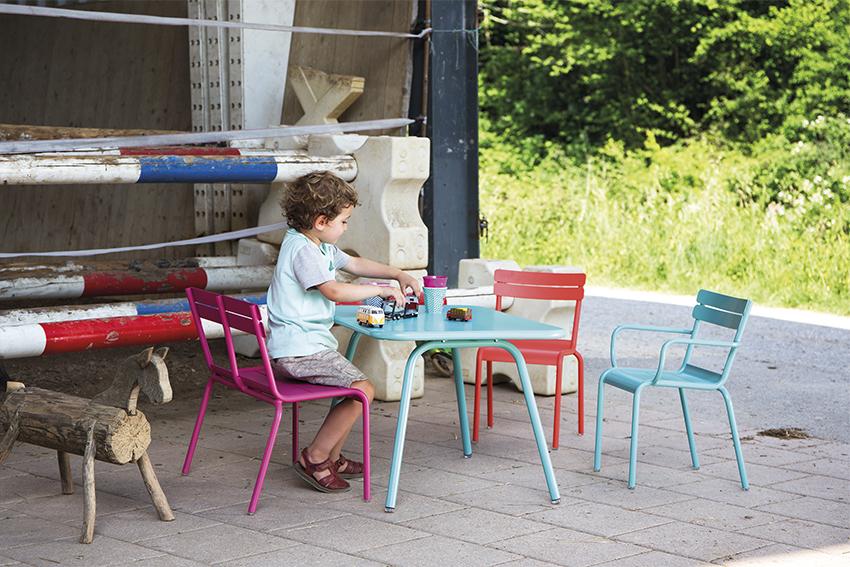 Kinder-Gartenmöbel Luxembourg - Edith Anderegg
