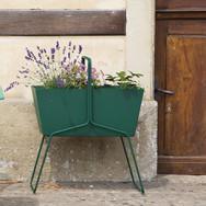"Blumenkasten ""Basket"""