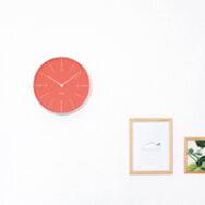 Uhr orange
