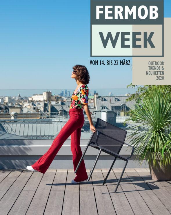 Fermob Week 14.3 – 21.3.2020