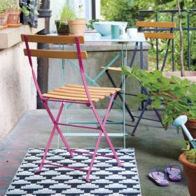Outdoor-Teppich 70 x 150 cm