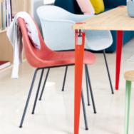 Stuhl Fiber Sidechair