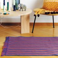 Teppich/Türmatte Stripes